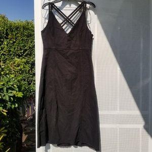 NWT Good American Black Dress